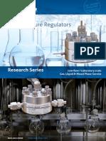 Research Precision Back Pressure Regulators