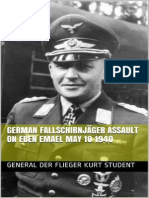 German Fallschirnjager Assault - General Der Flieger Kurt Studen