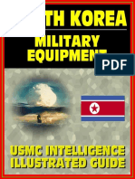 21st Century Essential Guide to the Military Equipment of North Korea