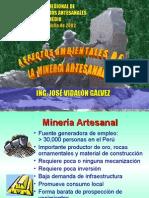 mineria artesanal peruana