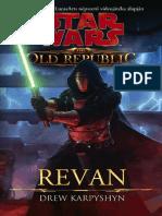 Star Wars Old Republic-3-Revan - Drew Karpyshyn