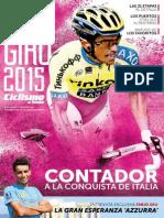 Ciclismo a Fondo - Guía Giro 2015