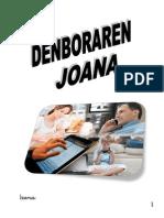 DENBORAREN JOANA -2.maila - Ikasmina