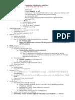 methods sample lesson plans