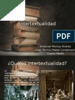 Intertextualidad