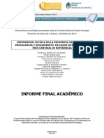 Informe Final Misiones