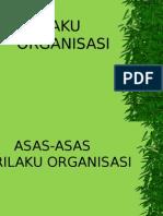 Perilaku Organisasi ppt