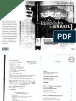 Identidades Do Brasil de Varnhagen a FHC
