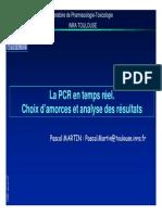 La PCR en Temps Réel_ppt
