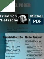 El Poder Foucault y Nietzche