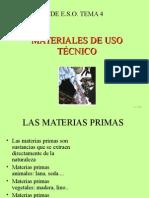 Material Est 4