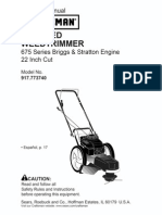 High Wheel Trimmer 917773740