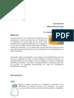 Lectura 4 Macronutrientes y Micronutrientes