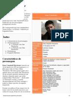 Dean Winchester – Wikipédia, A Enciclopédia Livre