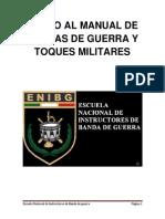 Anexo Al Manual de Bandas de Guerra y Toques Militares