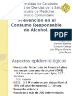 Prevencion Consumo de Alcohol