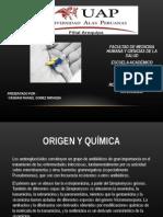 Aminoglucosidos Medicina Formato 2003