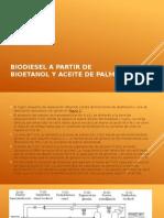 Biodiesel Diagram