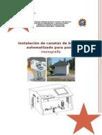 Instalacion de Estaciones de Bombeo Automatizada