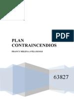 13846337 Plan Contraincendios