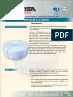 Mecha de seguridad (mecha lenta), FAMESA, 2p.pdf