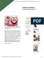 COZINHA DA MONICA_ Lista de pontos dos alimentos - Vigilantes do Peso - Para quem deseja emagrecer ou manter a forma_.pdf