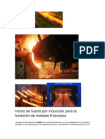 Horno de fusión por inducción para la fundición de metales Preciosos.docx