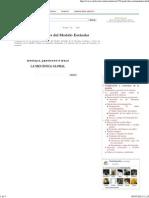 Partículas Elementales Del Modelo Estándar