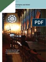 HRNZ 10 Freedom of Religion