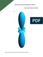 Análisis de Funciones de Onda y Representación Gráfica de Orbitales