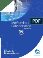 Metformina Glibenclamida Bio