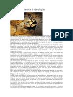 Revolución, teoría e ideología Por Luis Bilbao