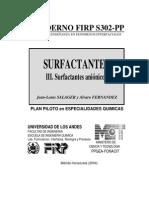 sulfatacion sulfonacion