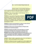 Edited Turnaround Agenda Resolution
