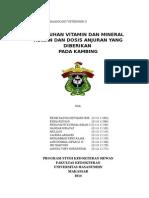 Tgas 2 Farmako (Kambing) Makalah Fix Print
