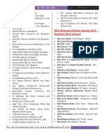 January 2015 Current Affairs Quick Review 7
