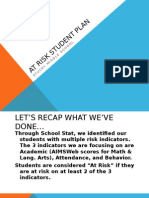 at risk student plan