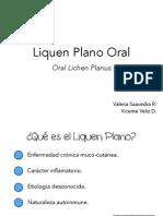 Liquen Plano Oral