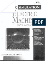 Dynamic Simulations of Electric Machinery - Chee Mun Ong 123
