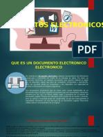 Documentos Electronicos