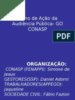 GT Articulacao - Audiencia GO