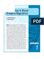Kidney in Blood Pressure Regulation