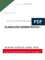 Planeación+Administrativa+I