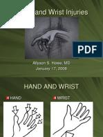 Hand&WristInjuries