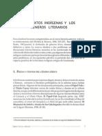 Literatura Prehispánica 9º