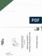 Eidelsztein Las Estructuras Clinicas a Partir de Lacan Vol 1 a4a