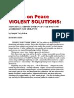 Essays on Peace