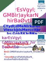 R. & U. Financial Reports, Khmer,