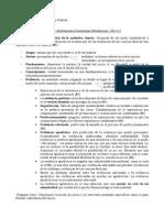 Protocolo Tercera Clase Gnoselogía 14.04.2015. Martes de 15.00 a 17.00 Hs.
