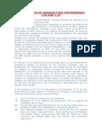Comparación de Manufactura Sincronizada Con MRP y JIT ISUIZA FAJARDO, RAÚL